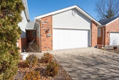 102 Treeridge Drive, Columbia, IL 62236 - MLS#: 19001113