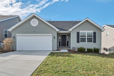 113 Village Glen Court, Wentzville, MO 63385 - MLS#: 19001264