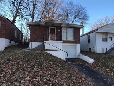 4127 Begg, St Louis, MO 63121 - MLS#: 19001395