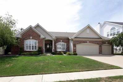 25 Clear Meadows Court, O\'Fallon, MO 63366 - #: 19001420