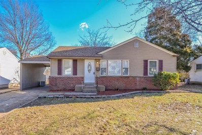 4222 Herbert Avenue, St Louis, MO 63134 - MLS#: 19001878