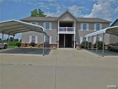 35 Colonial Manor UNIT B, Highland, IL 62249 - MLS#: 19001879
