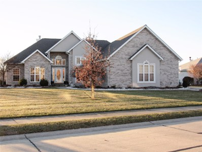 9 Fox Mill Drive, Maryville, IL 62062 - #: 19001942