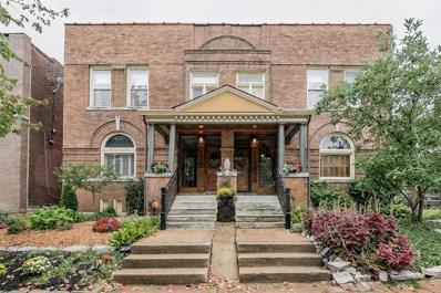 4266 Castleman Avenue, St Louis, MO 63110 - MLS#: 19001999