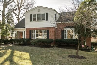 8542 Colonial Lane, Ladue, MO 63124 - MLS#: 19002145