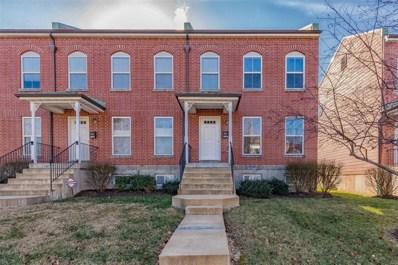 3934 Folsom Avenue, St Louis, MO 63110 - MLS#: 19002163