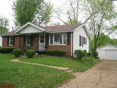 10014 McCartney, St Louis, MO 63137 - MLS#: 19002237