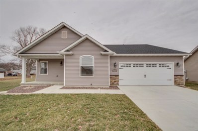 615 Tradewinds, Jerseyville, IL 62052 - MLS#: 19002468