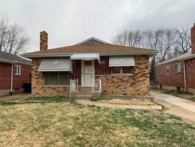 4727 Ridgewood Avenue, St Louis, MO 63116 - MLS#: 19002895