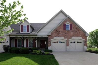 1206 Silver Fern Drive, Lake St Louis, MO 63367 - MLS#: 19002899