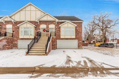 1 Cabanne Townhome Drive, St Louis, MO 63112 - MLS#: 19003094