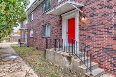 3166 Arkansas Avenue, St Louis, MO 63118 - #: 19003216