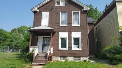 5449 Geraldine Avenue, St Louis, MO 63115 - MLS#: 19004402