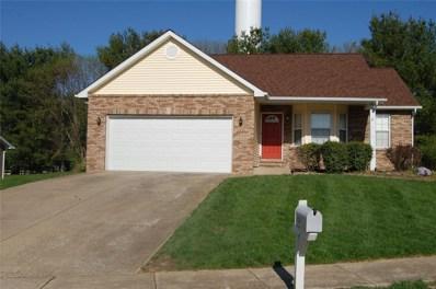 100 Bennington Drive, Edwardsville, IL 62025 - #: 19004505