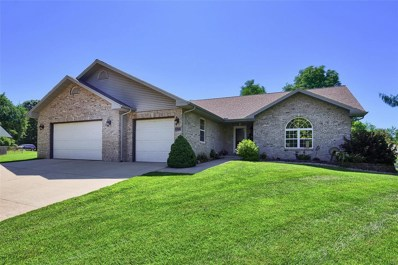 136 Holly Tree Court, Glen Carbon, IL 62034 - #: 19005089