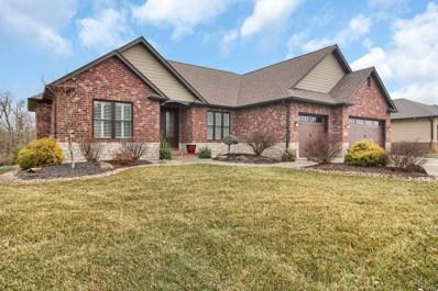 3716 Cabernet Lane, Edwardsville, IL 62025 - MLS#: 19005378