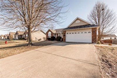 14 Meadowbrooke Drive, Troy, IL 62294 - MLS#: 19005515