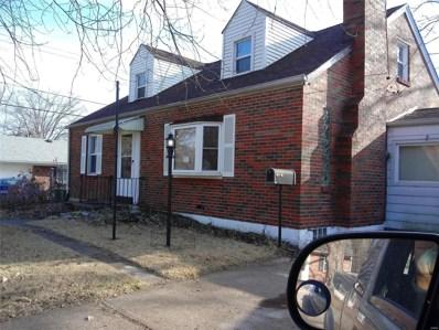 108 Habecking, St Louis, MO 63137 - MLS#: 19005657