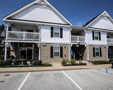 156 Brandy Mill Circle UNIT F, High Ridge, MO 63049 - MLS#: 19007621