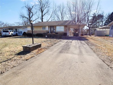 542 Dornoch Drive, St Louis, MO 63137 - MLS#: 19007732