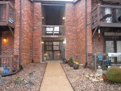 6824 Cottage Grove Lane UNIT G, St Louis, MO 63129 - MLS#: 19007996