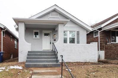 6919 Corbitt Avenue, St Louis, MO 63130 - #: 19008026