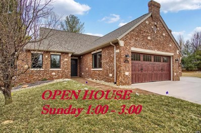 18 Villa Court UNIT A, Edwardsville, IL 62025 - #: 19008486