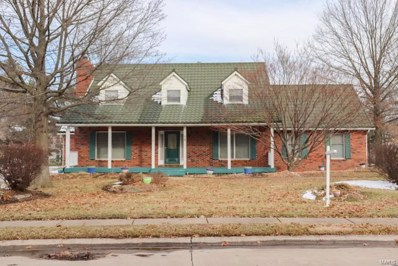 10 Meadow Rue Drive, Edwardsville, IL 62025 - #: 19008573
