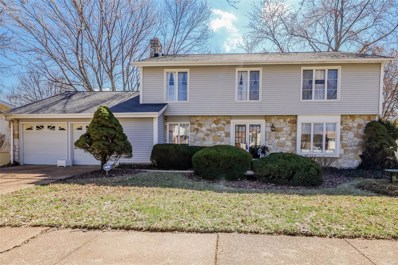 15424 Strollways Drive, Chesterfield, MO 63017 - MLS#: 19008716
