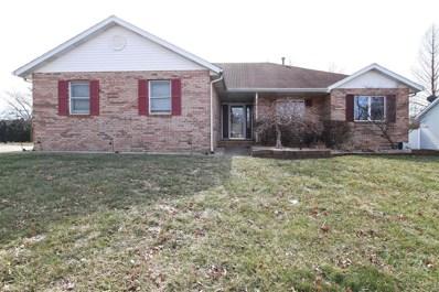 516 Jaime Lynn Court, Edwardsville, IL 62025 - #: 19008722
