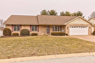 409 Hickory Manor, Belleville, IL 62223 - #: 19008849