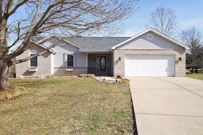 2300 Field Point Drive, Maryville, IL 62062 - #: 19008952