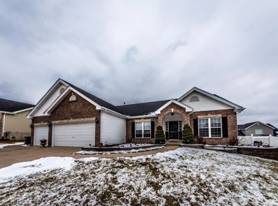 505 Greenbriar Downs Drive, St Peters, MO 63376 - MLS#: 19008975
