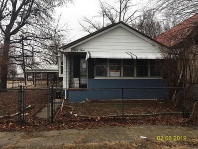 55 W Penning Avenue, Wood River, IL 62095 - #: 19009183