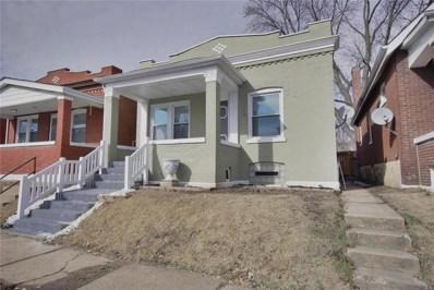 4443 Wallace Street, St Louis, MO 63116 - MLS#: 19009530