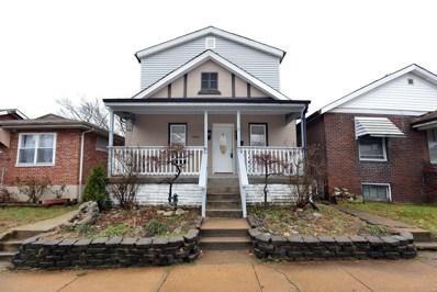 4442 Wallace, St Louis, MO 63116 - MLS#: 19010829