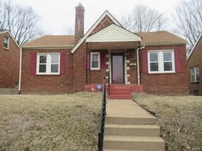 2419 Akins Drive, St Louis, MO 63136 - MLS#: 19010946