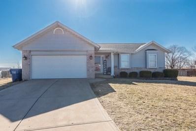1236 Pinnacle Pointe Drive, Dardenne Prairie, MO 63368 - #: 19011731