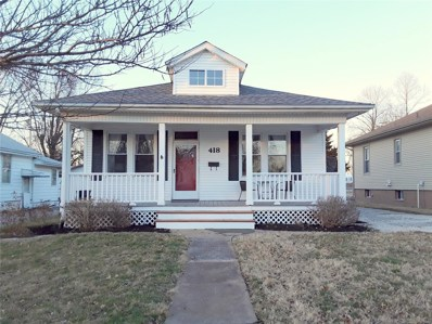 418 E Adams Street, O\'Fallon, IL 62269 - #: 19012855