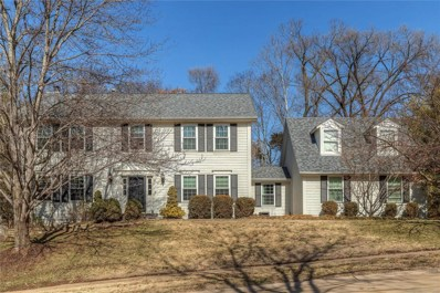 456 Hunters Hill Drive, Chesterfield, MO 63017 - MLS#: 19012949