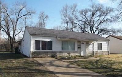 1616 Nemnich Avenue, St Louis, MO 63136 - MLS#: 19013646