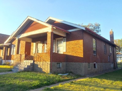 1021 Hornsby Avenue, St Louis, MO 63147 - MLS#: 19013825