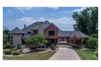 6555 Fox Lake Drive, Edwardsville, IL 62025 - #: 19013863