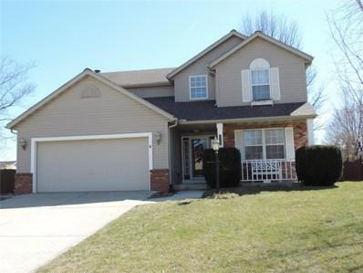 2712 Cabin Creek Court, Edwardsville, IL 62025 - #: 19013864