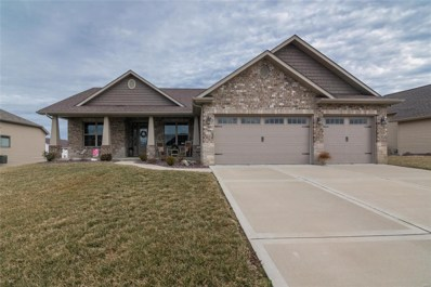 141 Stonebridge Bluff Drive, Maryville, IL 62062 - #: 19014012