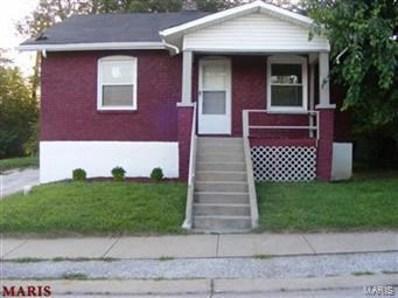 2111 Crescent Avenue, St Louis, MO 63121 - MLS#: 19014256