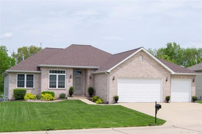 129 Oak Hill Drive, Maryville, IL 62062 - #: 19014546