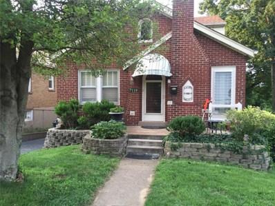 7119 Nottingham Avenue, St Louis, MO 63119 - MLS#: 19014790