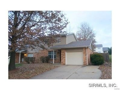 9 Twin Oaks Lane, Shiloh, IL 62221 - #: 19014888