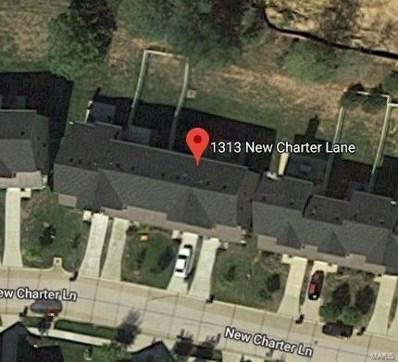 1313 New Charter Lane, O\'Fallon, MO 63366 - #: 19014911